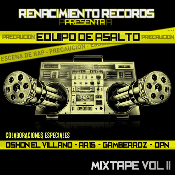 Renacimiento Records -Mixtape Vol.2